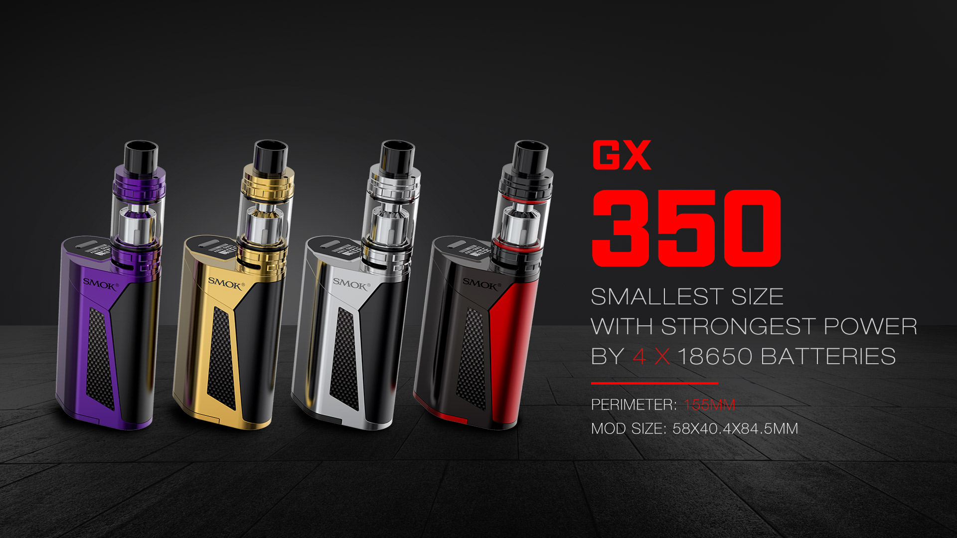 Gx350 Smok 174 Innovation Keeps Changing The Vaping Experience