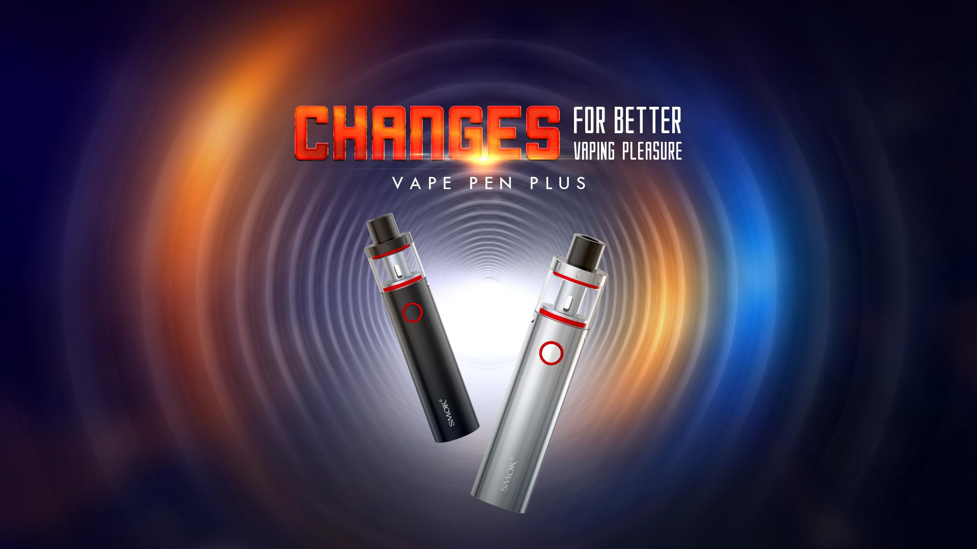 Vape Pen Plus Smok 174 Innovation Keeps Changing The Vaping
