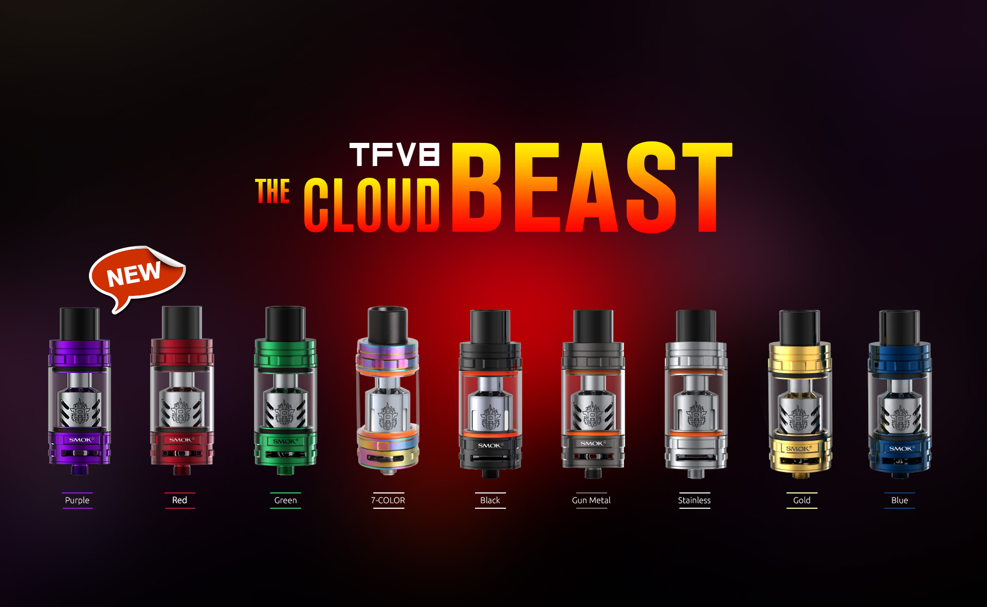 Tfv8 Smok 174 Innovation Keeps Changing The Vaping Experience
