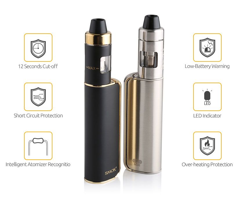 OSUB Mini - SMOK® Innovation keeps changing the vaping experience!