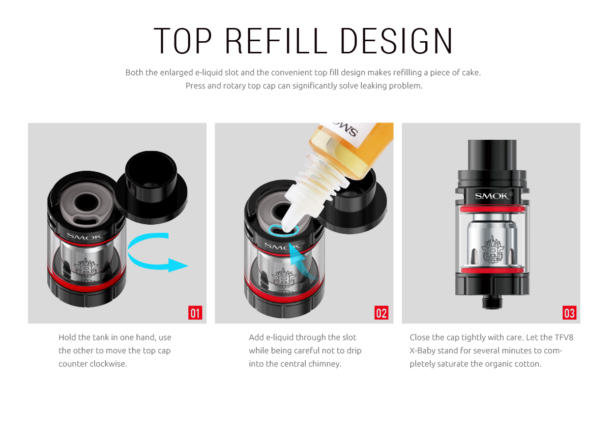 Stick X8 Smok Innovation Keeps Changing The Vaping Experience
