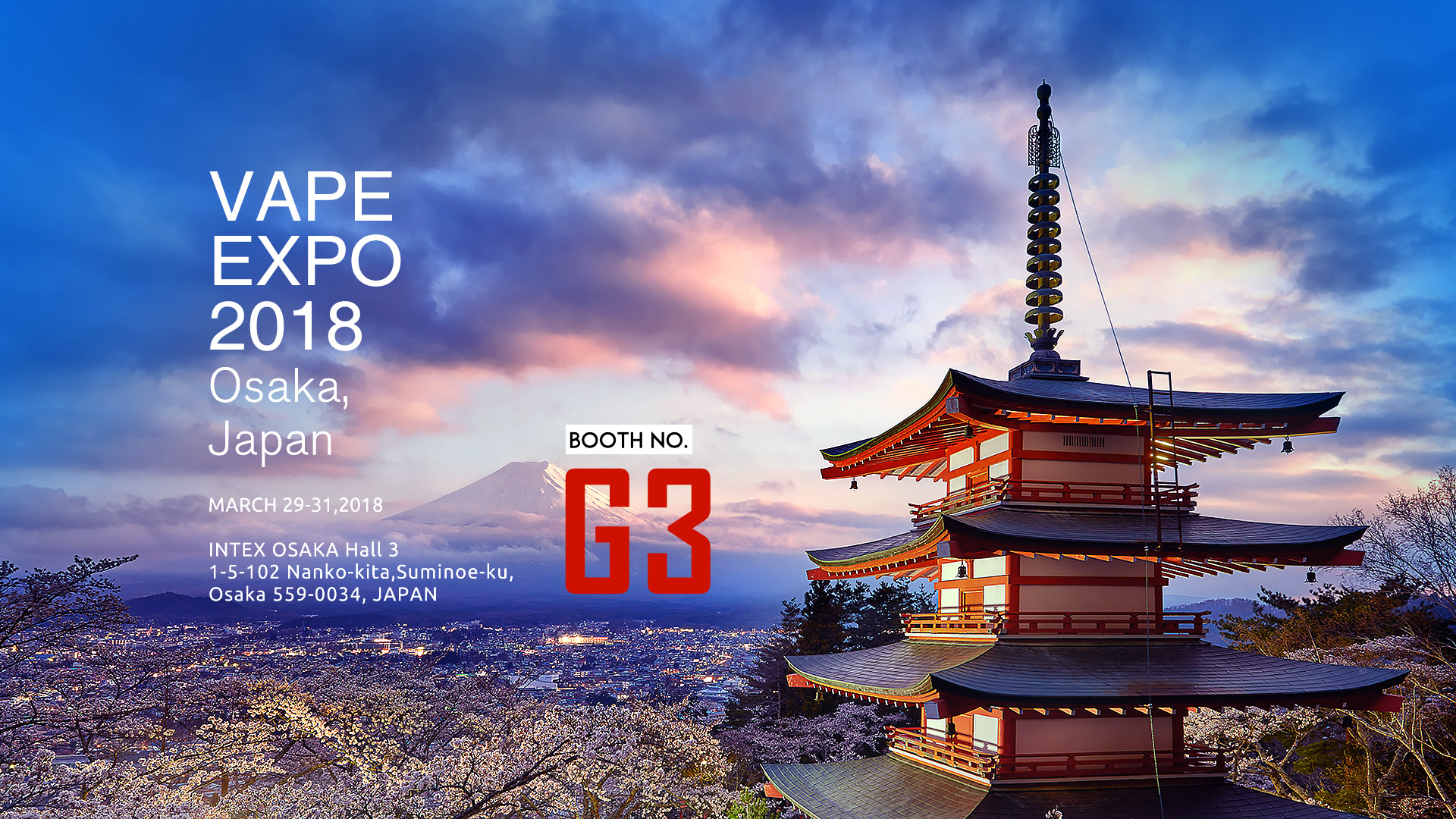 Vape Expo Japan