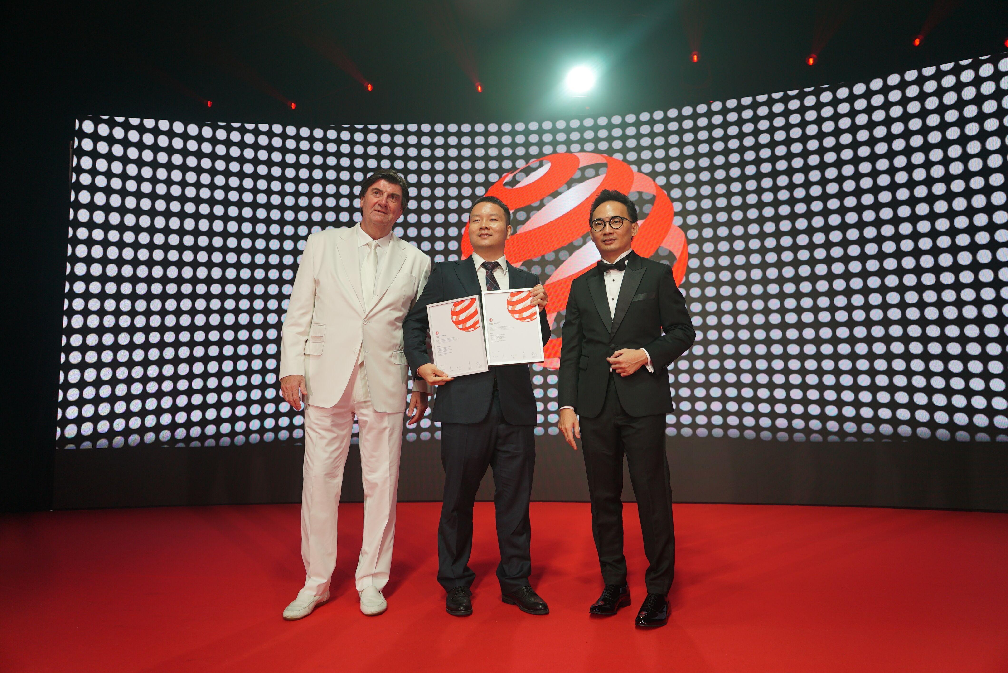 全球电子烟领先品牌SMOK斩获2018红点设计大奖