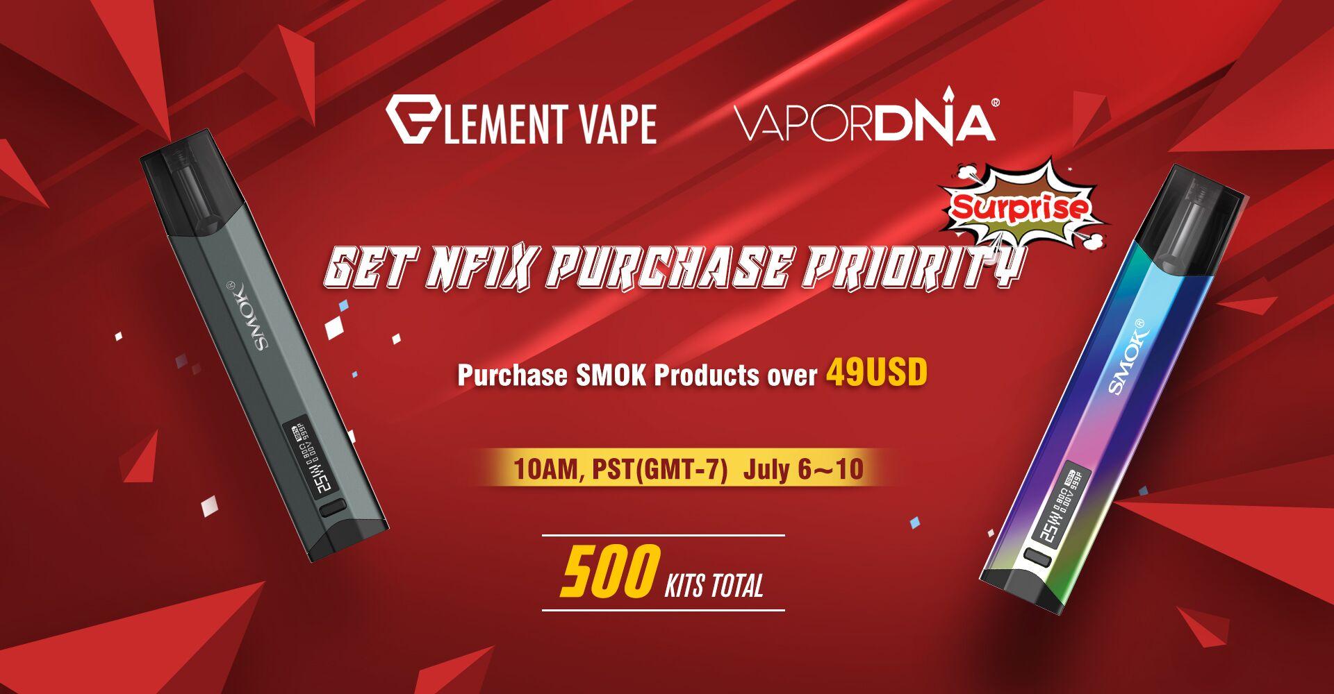 Nfix Promotion