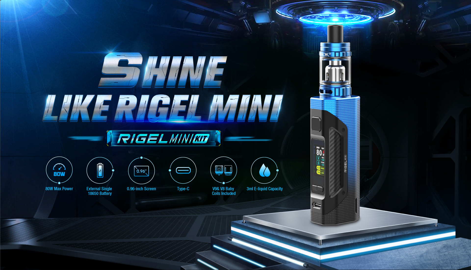 rigel mini