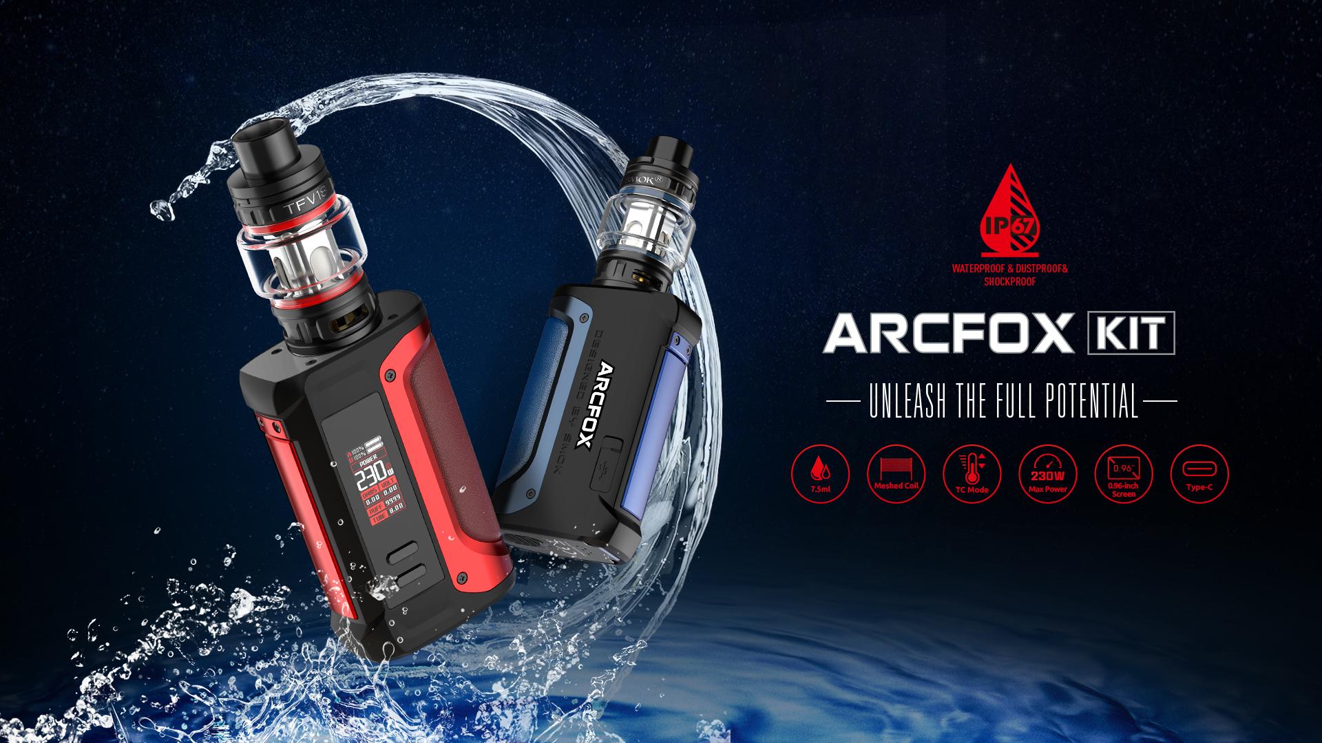 arcfox kit