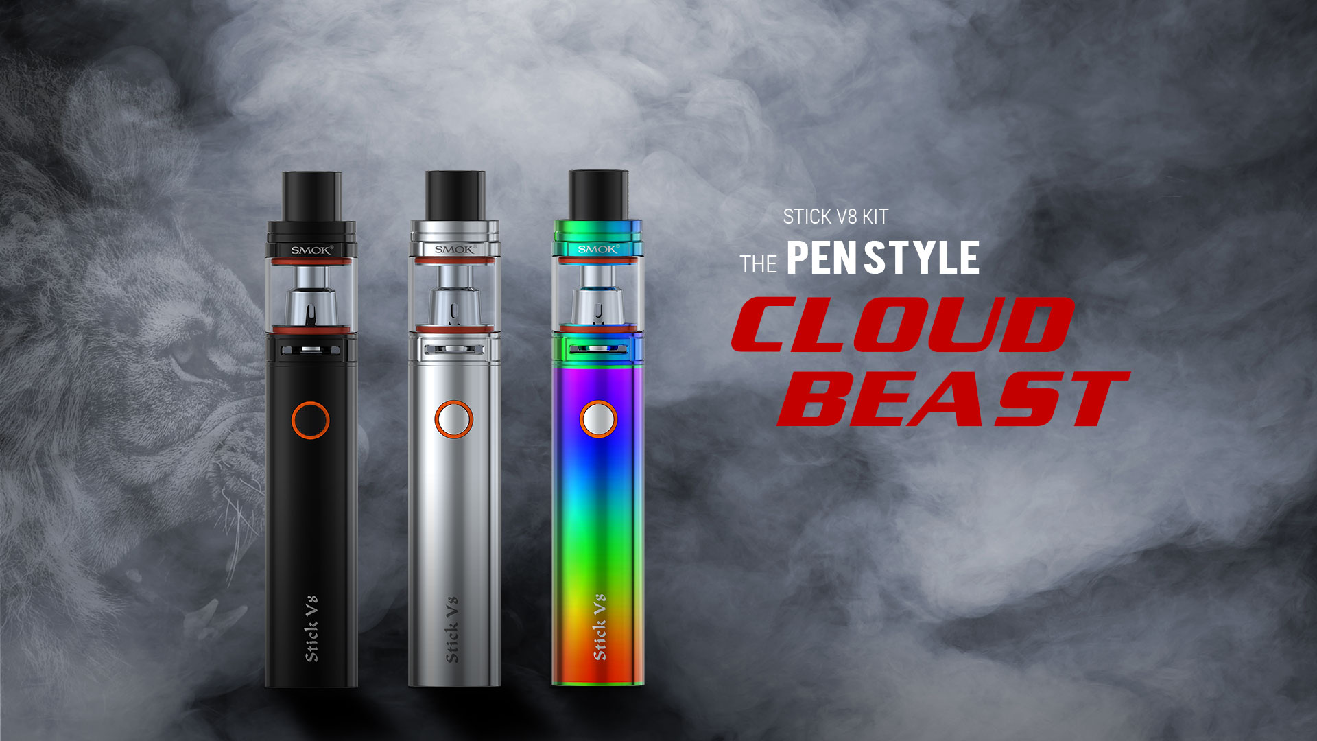 SMOK Stick V8 Kit - Vape Kits | SMOK® Official