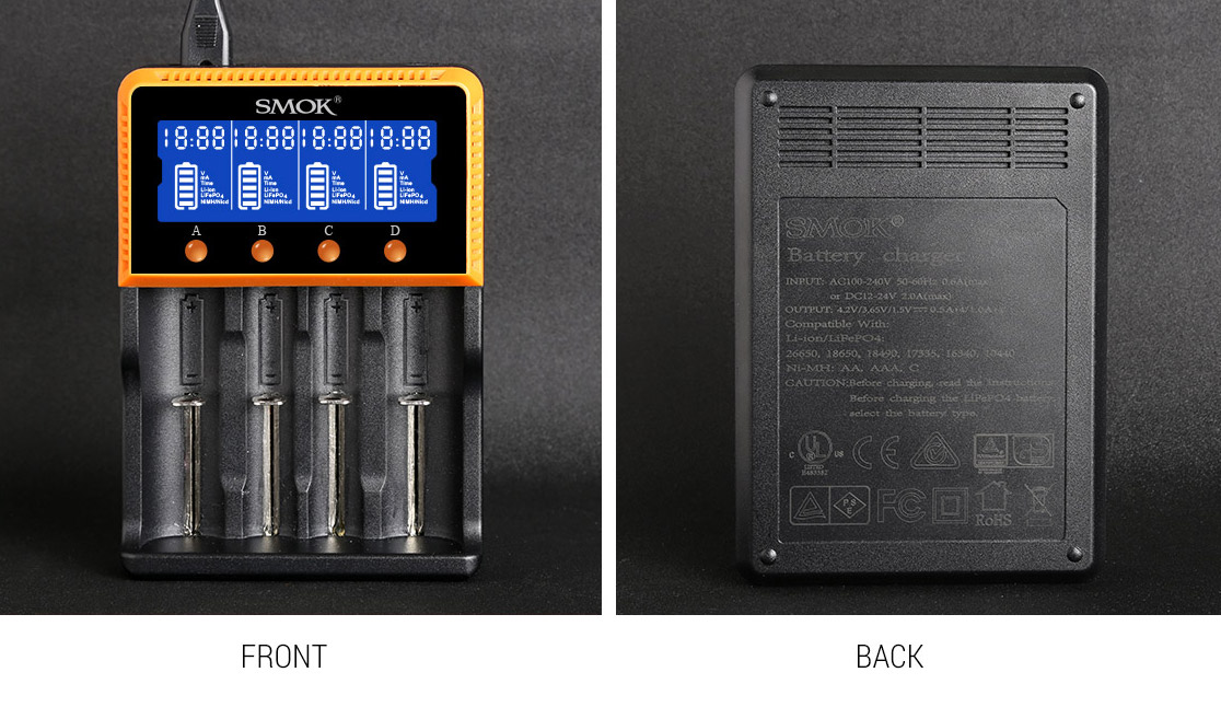 Charger - SMOK® | Innovation Keeps Changing the Vaping