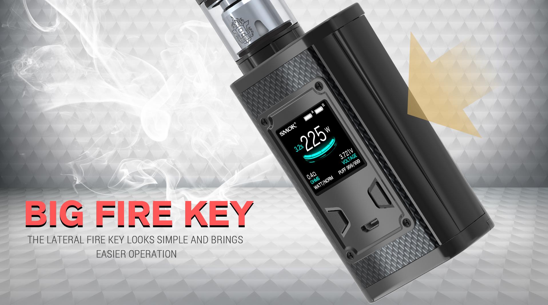 Smok Majesty e-sigarett