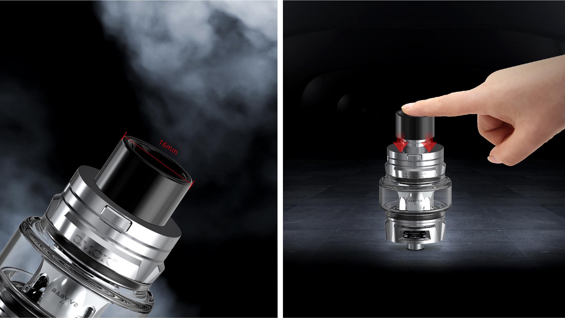 TFV8 Baby V2 Tank - SMOK® Innovation keeps changing the vaping