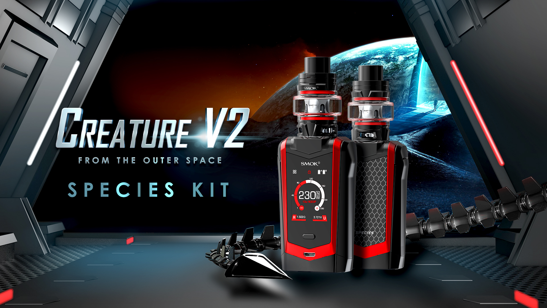 SMOK SPECIES 230W Kit - Vape Kits | SMOK® Official