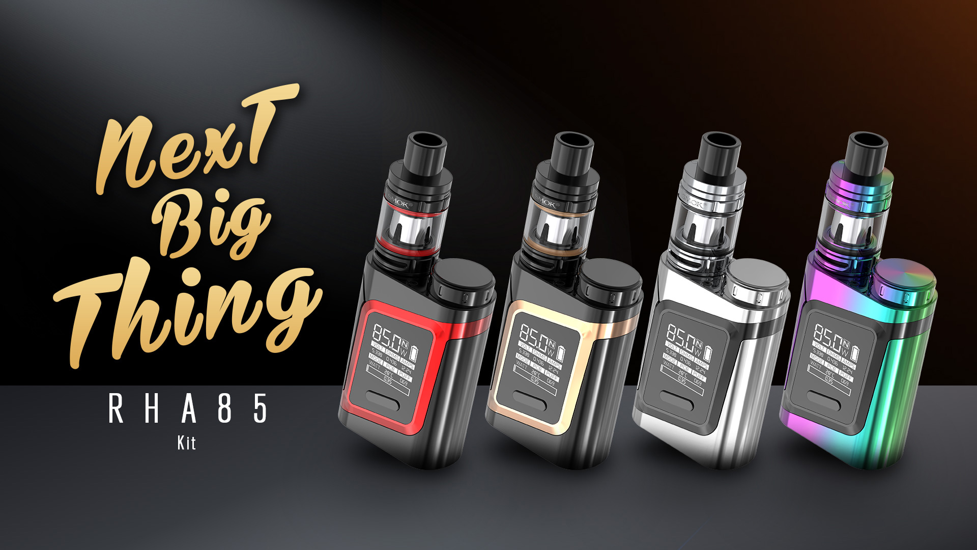 RHA85 Kit - SMOK® | Innovation Keeps Changing the Vaping