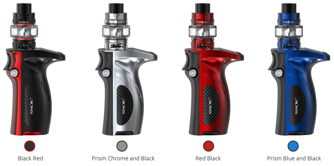 SMOK Mag Grip Kit&Mod Has 4 Color Avaliable