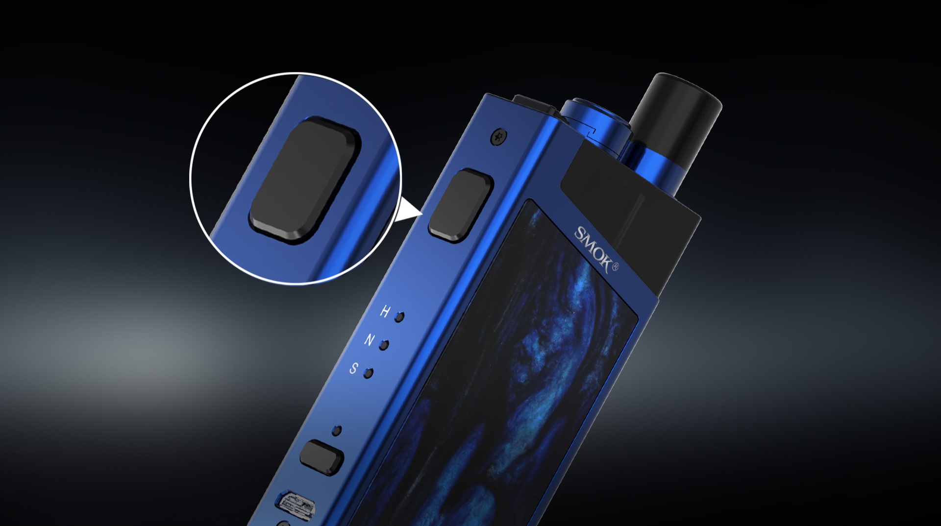 Trinity Alpha - SMOK® Innovation keeps changing the vaping experience!