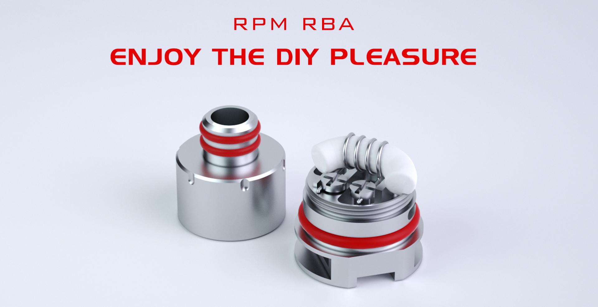 RPM RBA for SMOK Fetch Mini