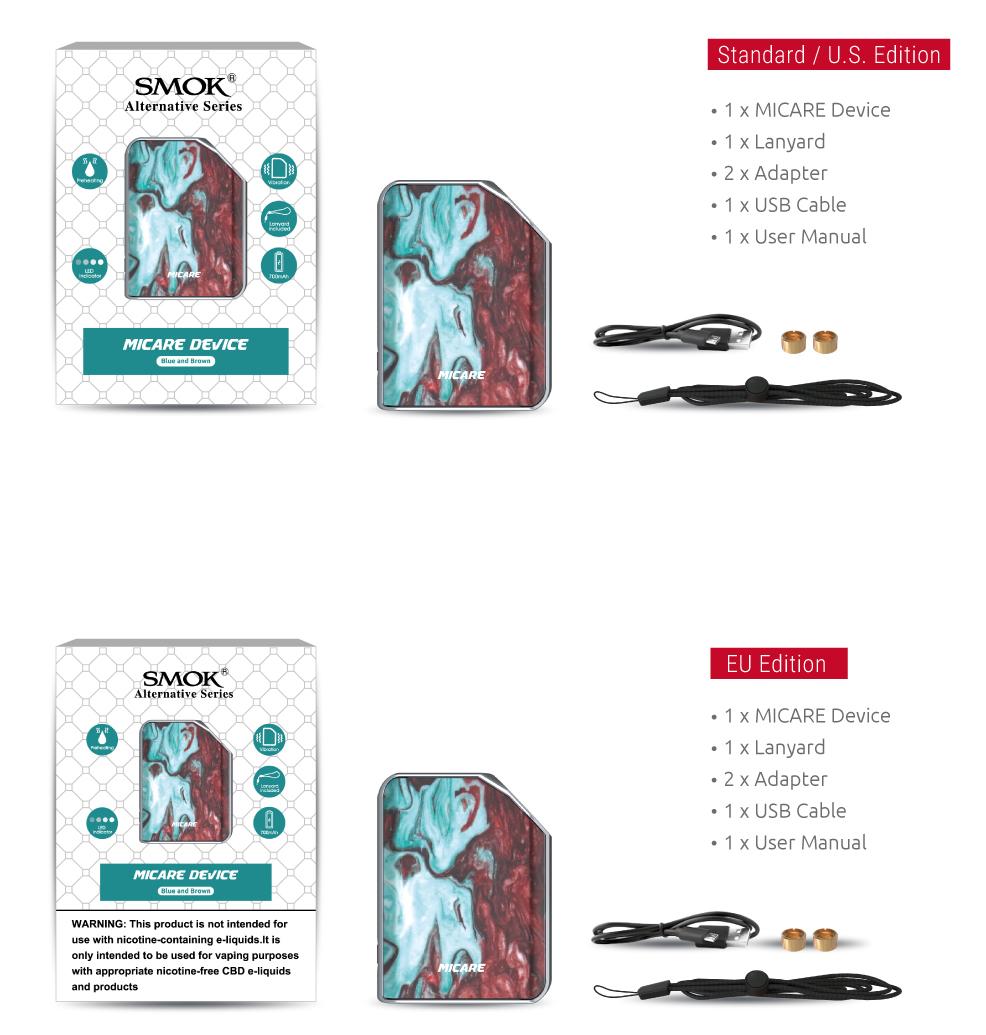 Micare Kit Pod System Vapes Smok Official Site