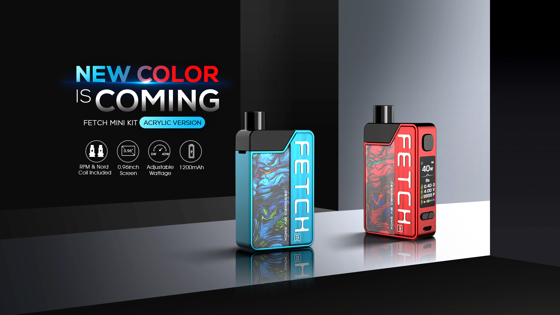 Smok Fetch Mini Vape Kits Smok Official Site