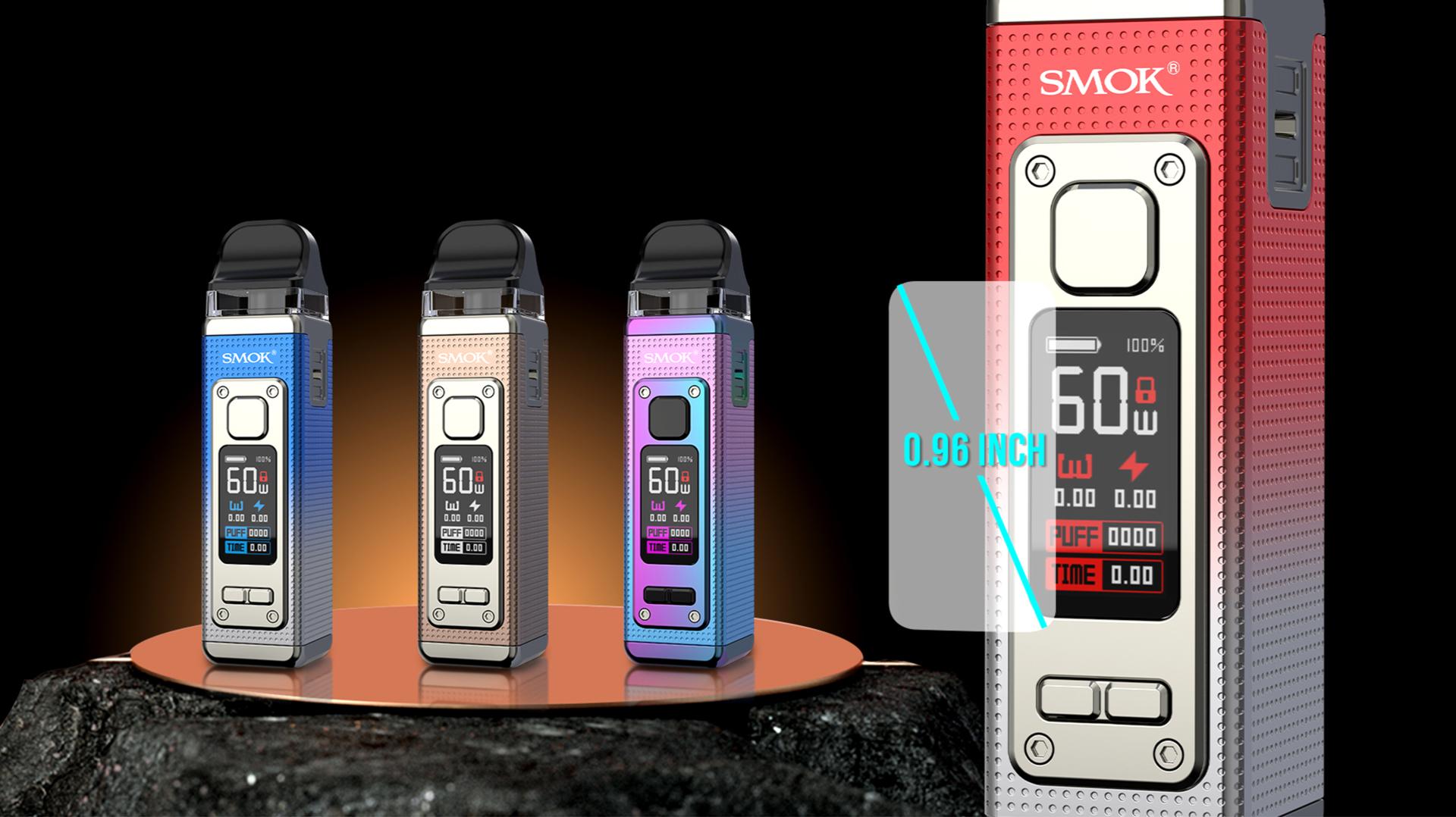 RPM 4 Pod Kit | Smok | 1650 MAh